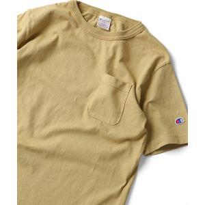 tシャツ Tシャツ Champion/チャンピオン T1011 ポケットTシャツ MADE IN U...