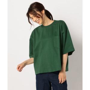 【CAMBER/キャンバー】MAX WIGHT CUT POCKET Tシャツ