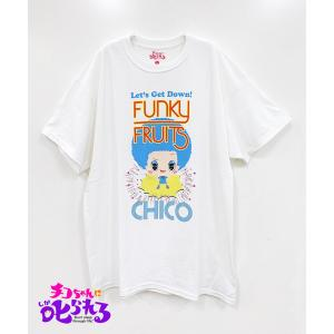 tシャツ Tシャツ チコちゃんに叱られる!チコちゃんアフロTシャツ