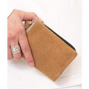 TransitGate G5 スエード 二つ折り財布