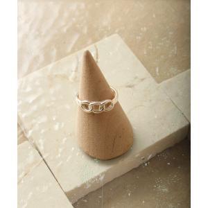 指輪 【14 BURNER SELECT】925silver デザイン リング フリーサイズ