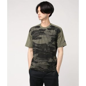 M S2S CAMOグラフィック Tシャツ