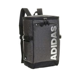 リュック ≪adidas/アディダス≫ バックパック スクエアボックスタイプ 23リットル B4サイ...