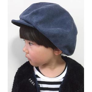 【GRIN BUDDY(グリンバディ)】キッズキャスケット/Kids Loose Style Cas...