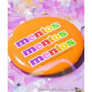 鏡 ∴WEGO/mentosコラボミラー