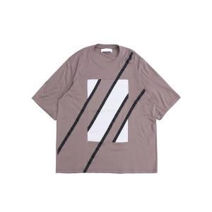 tシャツ Tシャツ 【ETHOSENS】スウィッチングTシャツ/E119-001