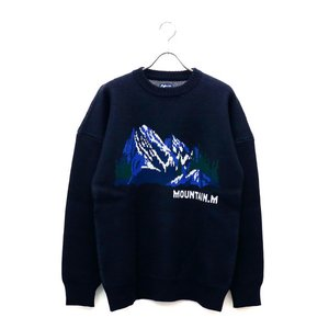 WEB限定 Mountain Mania/マウンテンマニア MOUNTAIN KNIT/マウンテンニ...
