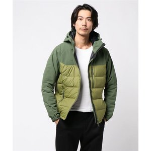 【66】【 MAMMUT (マムート)】Rime Pro IN Hybrid Hooded Jack...
