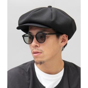 帽子 キャスケット 【 Mr.COVER / ミスターカバー 】 日本製 ビッグフォルム キャスケッ...