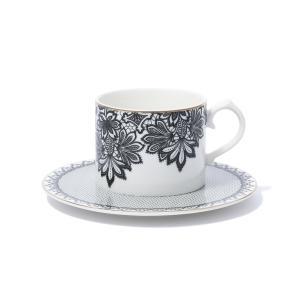 食器 エーデル カップ&ソーサー ホワイト