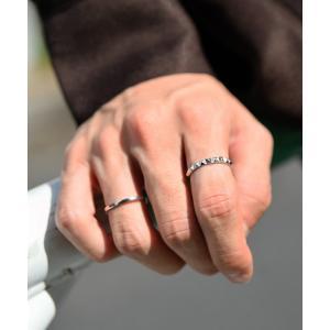 指輪 【サイズ調節可能】 2セットリング|ZOZOTOWN PayPayモール店