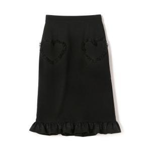 フリルポケットタイトスカート<セットアップ対応> / mille fille closet