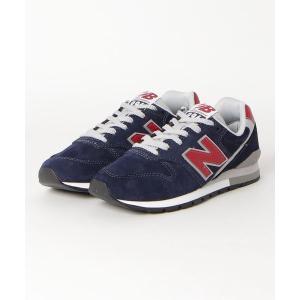 newbalance ニューバランス CM996PSN  NAVY/RED