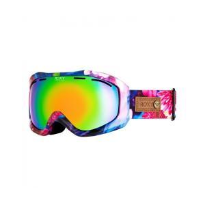 MIKA NINAGAWA SUNSET/ロキシー スキー スノーボード ゴーグル アジアンフィット...