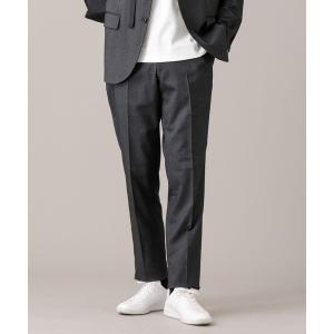 パンツ スーツ nano thermo 先染めストレッチパンツ RG(セットアップ対応)