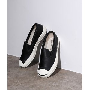 【CONVERSE for BIOTOP】JACK PURCELL RET LEATHER SLIP...