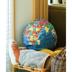 クッション クッションカバー PAPERSKY Cushion Globe ペーパースカイ 地球儀クッション ZOZOTOWN PayPayモール店