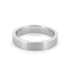 指輪 LH-1 WEB限定 デュオリング/サージカルステンレス(シルバー・ブラック)