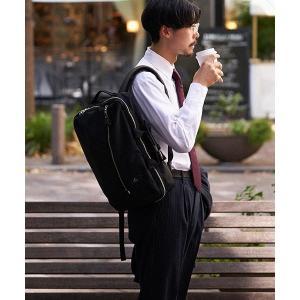 master-piece(マスターピース)NAUGHTIAM別注 SLICKシリーズ 2WAYバック...