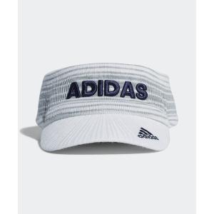 ロゴ ニット バイザー【adidas Golf/アディダスゴルフ】/ Logo Knit Visor