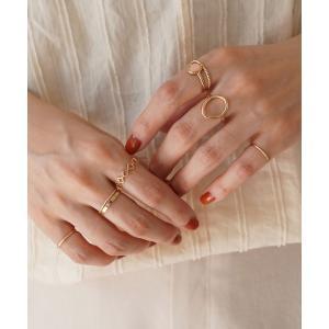 指輪 【 DICTIONARY / ディクショナリー 】 バラエティー ヴィンテージ セットリング|ZOZOTOWN PayPayモール店