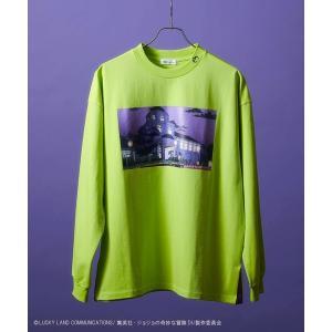 tシャツ Tシャツ 【ジョジョの奇妙な冒険】杜王町の風景 コラボTシャツ / JOJO