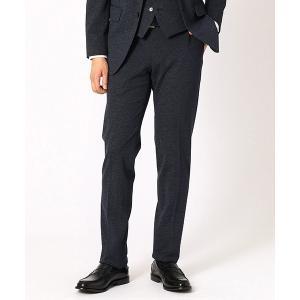 パンツ スーツ 【ウォッシャブル】ジャージーパンツ