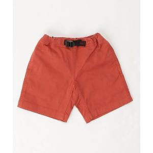 パンツ 【GRAMICCI/グラミチ】KIDS G-SHORTS(100〜130)