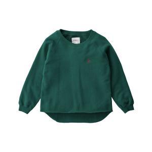【GRAMICCI/グラミチ】KIDS TALE CUT SWEAT(100〜130)