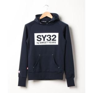 パーカー 【73】【it】【SY32 by SWEET YEARS】REGULAR P/O HOOD...