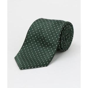 ネクタイ シルク (2) 8.0 ドット 4 ネクタイ