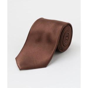 ネクタイ シルク (2) 8.0 ソリッド サテン ネクタイ