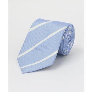 ネクタイ シルク (2) 8.0 ストライプ 4 ネクタイ