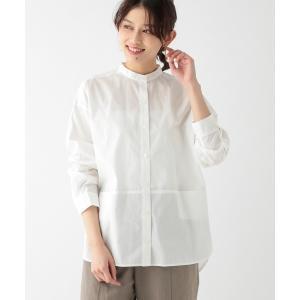 《ADVANCE LINE》ポケット付きクルーシャツ