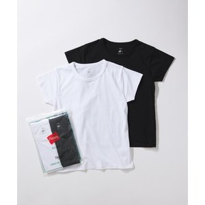 tシャツ Tシャツ 【Hanes for BIOTOP】Compact T-Shirts(ホワイト×...