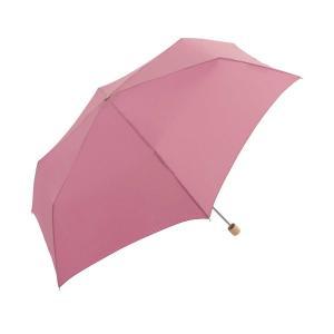 【Wpc.】オンライン限定 雨傘 無地アンブレラmini