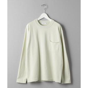 ニット BY 1ポケット ニット Tシャツ