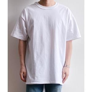 HANES(ヘインズ) / BEEFY ビーフィー コットン クルーネック ビッグ 半袖Tシャツ