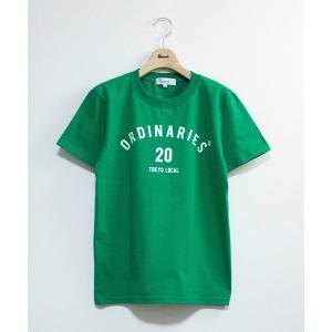 tシャツ Tシャツ ALL ORDINARIESカーブロゴT 2020