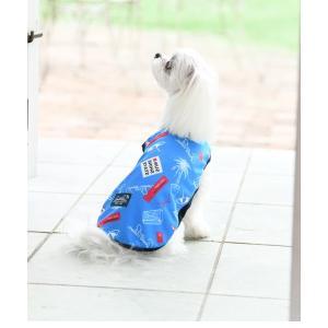 ペット ARNOLD PALMER/アーノルドパーマー/アロハタンク/犬服(ドッグウェア)|ZOZOTOWN PayPayモール店
