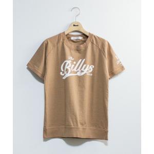 tシャツ Tシャツ 【別注反応染】BillysラグランTシャツ