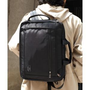【グッシオ ウォーモ】【通勤通学】 3WAY ビジネスバッグ