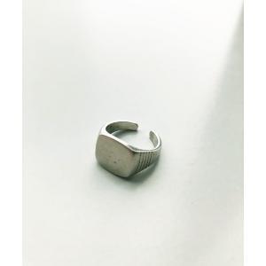 指輪 【サイズ調節可能】フリーサイズデザインリング|ZOZOTOWN PayPayモール店