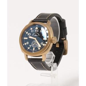 腕時計 【ZENO】クラシックパイロットウォッチ / Bronze Cushion 201-2|ZOZOTOWN PayPayモール店