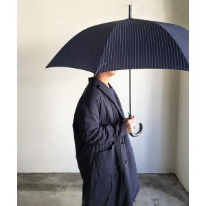 傘 NT:ストライプ アンブレラ 長傘