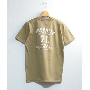 tシャツ Tシャツ YOSEMITE71半袖ロゴTシャツ