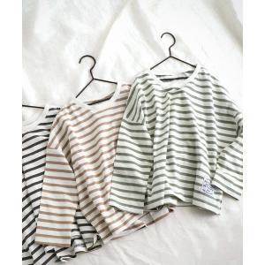 tシャツ Tシャツ WEB限定 ビッグボーダーTシャツ