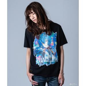 tシャツ Tシャツ Rei T / レイT【エヴァンゲリオンコラボレーションアイテム】