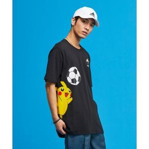 tシャツ Tシャツ ポケモン ピカチュウ 半袖Tシャツ [Pokemon Pikachu Tee] ...