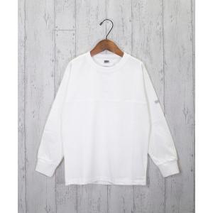 tシャツ Tシャツ UNDERWRAPS / アンダーラップス BIGシルエット切替ロンT (M3)